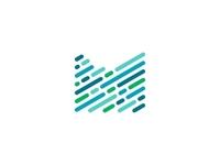 Mexelta M Letter Logo
