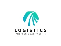 Hexagon Logistics Logo