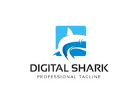 Digital Shark Logo