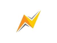 Netpower N Letter Logo