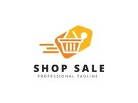 Shop Sale Logo
