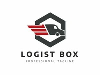 Logistics Box Logo