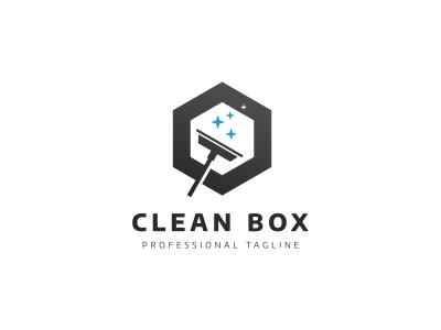 Clean Box Logo
