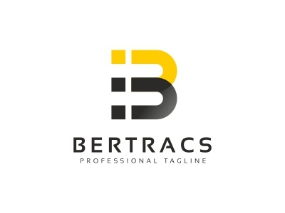 B Letter Logo