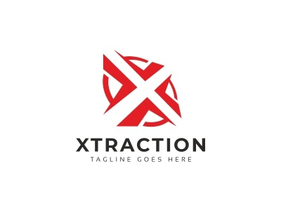 X Letter Logo