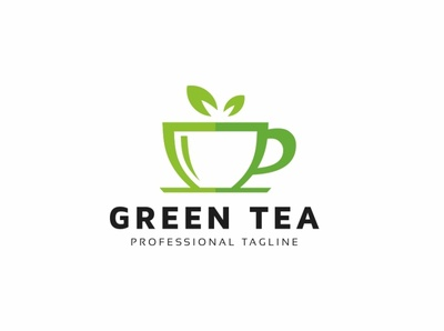 Green Cup Tea Logo