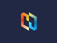 Polygon H Letter Logo