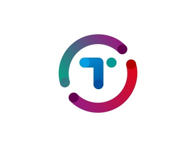 Transforex - T Letter Logo