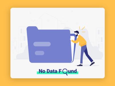 No Data Found