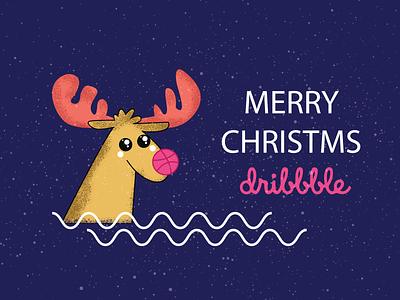 MERRY CHRISTMS charater design logo app design illustration illustrator icon