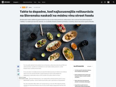 refresher.sk desktop article page