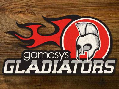 Gladiators cricket gladiator logo sports