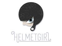 Helmetgirl Logo