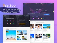 Listgo - Directory & Listing WordPress Theme