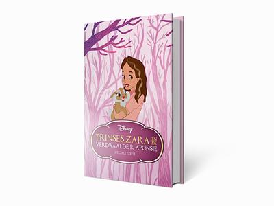A Fairytale fairytale happy ending storybook princesses princess christmas gift idea gift disney style illustration disney book
