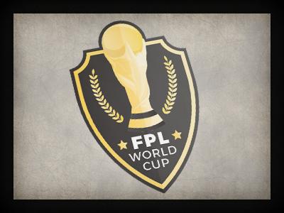 FPL WorldCup logo design logo branding qchar design