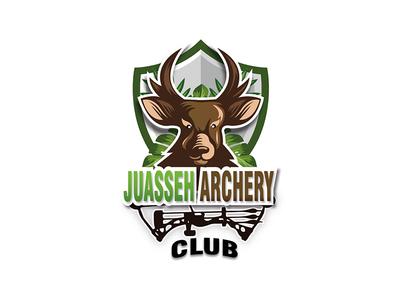 Logo Design JUASSEH ARCHERY CLUB