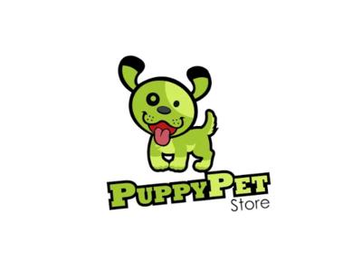 PuppyPet Store Logo