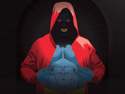 Mun-Rá vector thundercats carácter illustrator