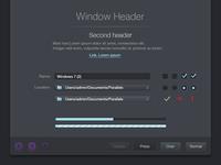 Parallels Desktop. UI Kit