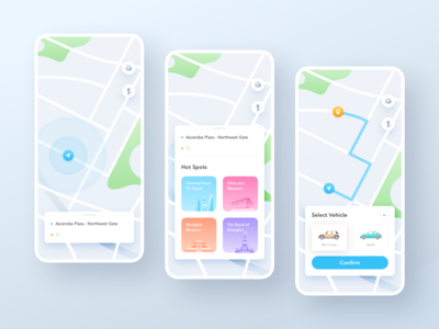 taxi-hailing apps
