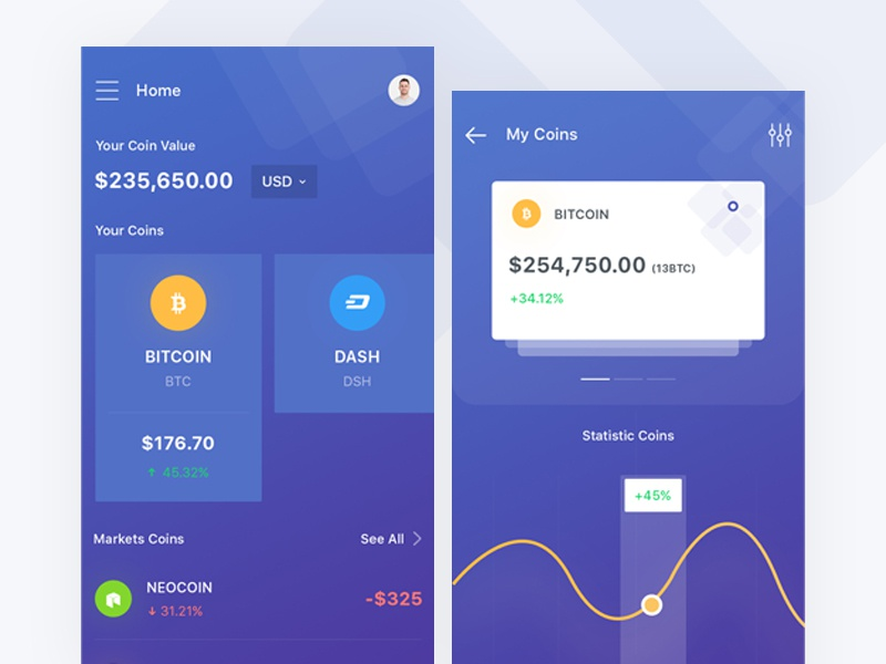 crypto wallet apps by M Rizky Edriansyah