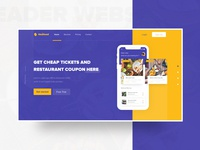 Header Page Heafood apps - Exploration
