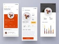 Food calory app