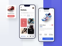 Shoes Apps - Exploration