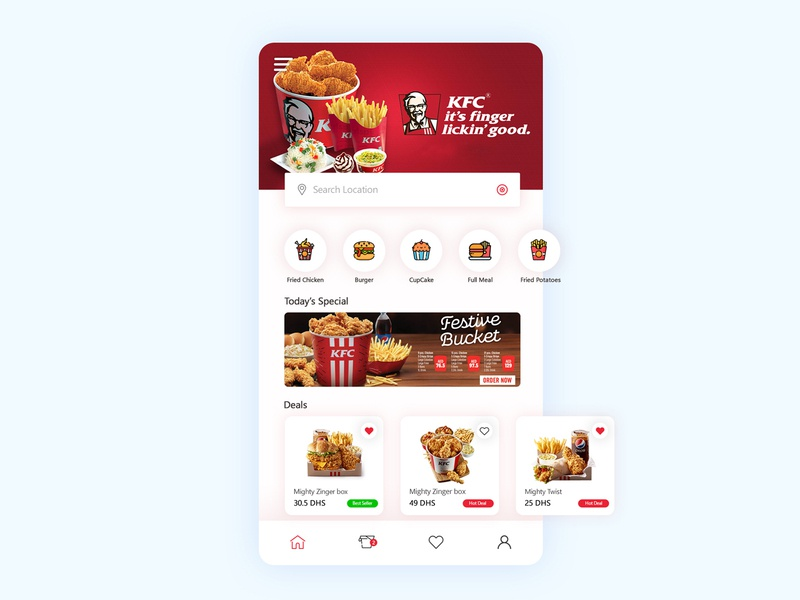 Mobile Application Concept application ui concept design mobile application userinterface ui ux design ui design mobile app design application design