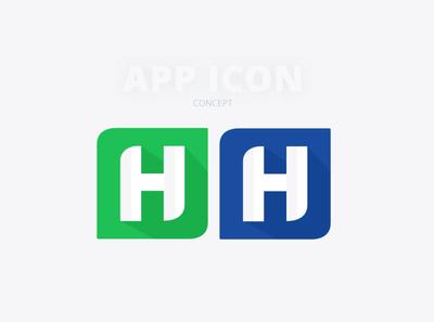 H Application Icon