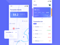 Wallet app 3x