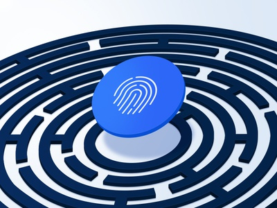 What Is Personalization and What Does It Mean To Marketers maze labyrinth web perosnalization blog perspective illustration