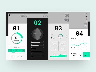 HeaderZ_16 webdesign web uiux ux ui sketch photoshop minimal landing inspiration header design