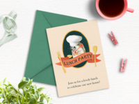 The Foodie Kit - Lunch Invitation