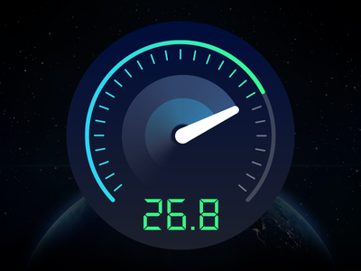 Icon for Speed Test icon app test speed