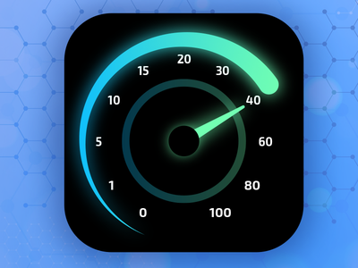 Icon for Speed Test speedometer android icon test speed
