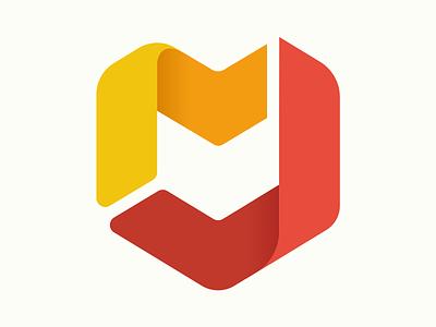 JustMoby logo design mobile icon logotype logo