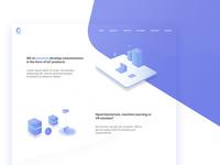 IoT, blockchain solutions website
