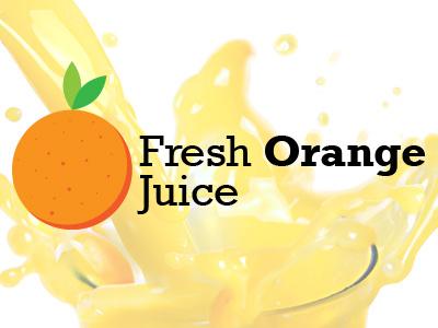 Orange Juice Logo logo juice orange orange juice logo