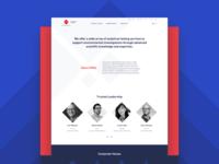 EMSL – Web Design
