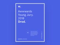 Awwwards Young Jury