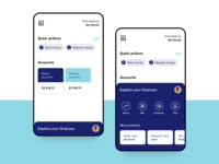 Banking App - Concept