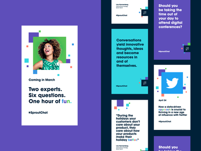 #SproutChat Social Templates