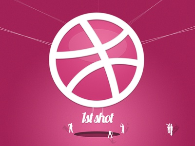 Dribbble 1st Shot 1st shot creative design icon debut web dribbble