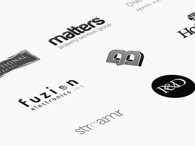 Logos logo corporate identity icons brands