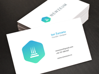 Newzeum Business Cards
