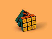 Social Rubik Cube