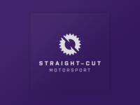 Straight-Cut Motorsport logo