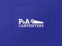 P&A Carpenters logo